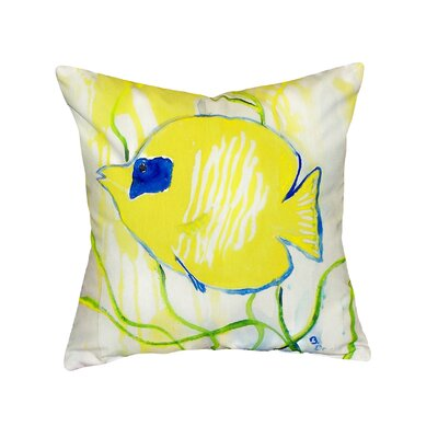 Tang Indoor/Outdoor Throw Pillow