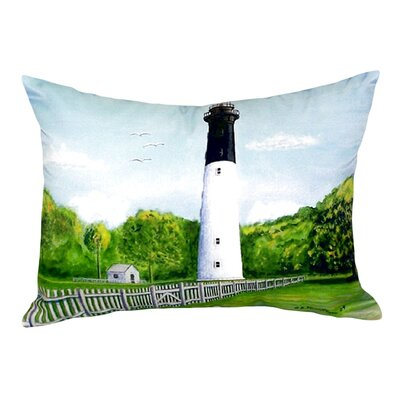 Hunting Island Indoor/Outdoor Throw Pillow