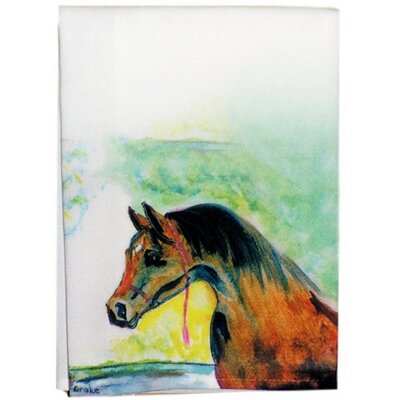 Prize Horse Hand Towel