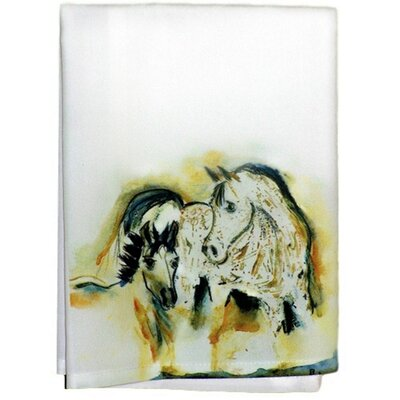 Mare and Colt Hand Towel