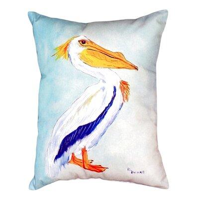 King Pelican Indoor/Outdoor Lumbar Pillow