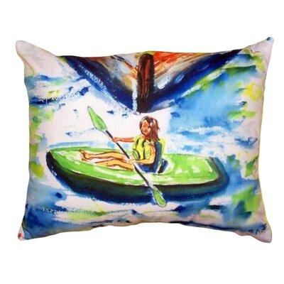 Eva Indoor/Outdoor Lumbar Pillow