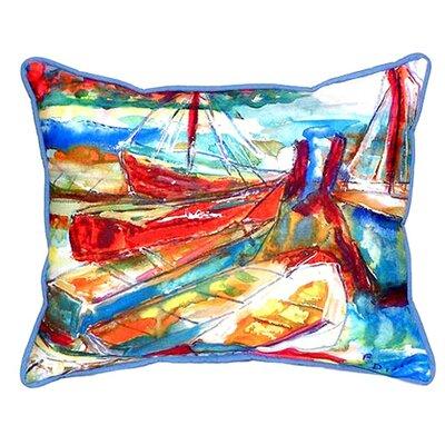Marina Indoor/Outdoor Lumbar Pillow