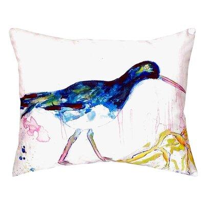 Shore Bird Indoor/Outdoor Lumbar Pillow