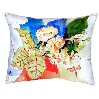 Primrose Indoor/Outdoor Lumbar Pillow