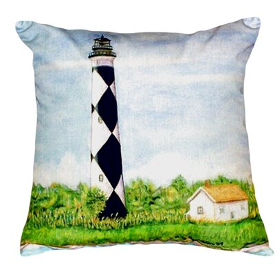 Cape Lookout Indoor/Outdoor Throw Pillow