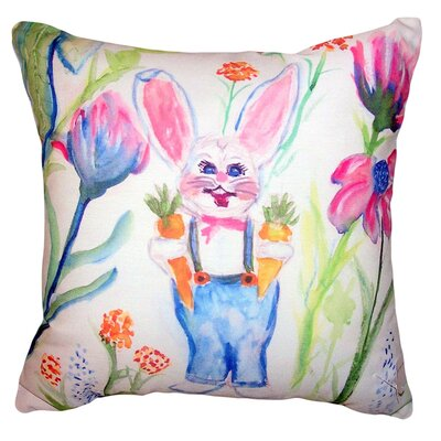 Amandier Mr. Farmer No Cord Outdoor Throw Pillow