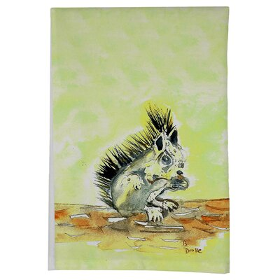 Baby Squirrel Hand Towel