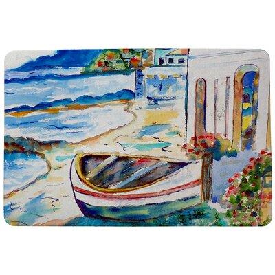 Sicilian Shore Doormat Rug Size: 1'6