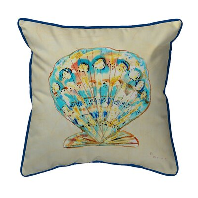 Angel Fish Indoor/Outdoor Lumbar Pillow