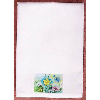 Betsy Drake Interiors Garden Floral Guest Towel (Set of 2) at Sears.com