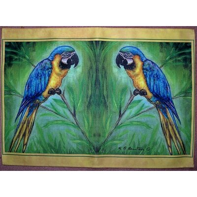 Macaw Placemat PM032