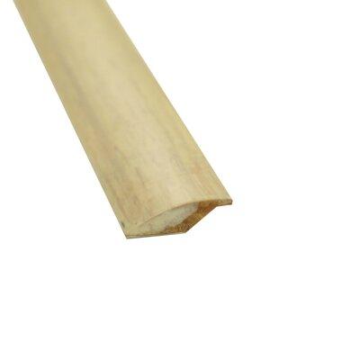 0.69 x 1.89 x 72.83 Bamboo OverLap Reducer