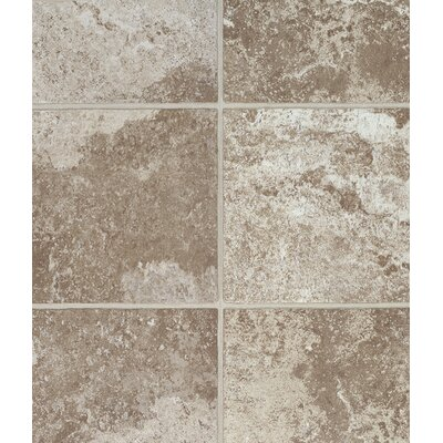 3 Piece Grouted Style 12 x 36 x 4mm Luxury Vinyl Tile in Villa Bronze