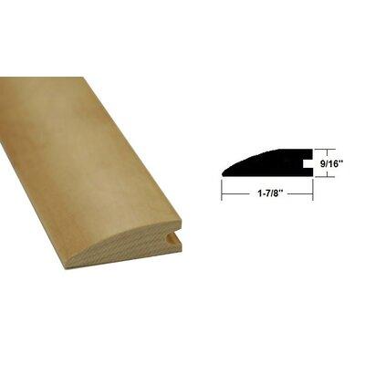 0.56 x 1.88 x 78.75 Maple Flush Reducer in Light Brown