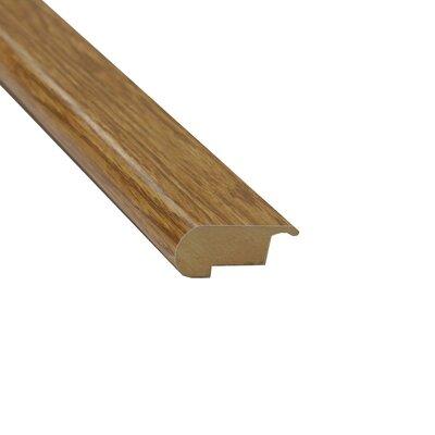 0.88 x 2.13 x 94 Laminate Golden Oak Stair Nosing