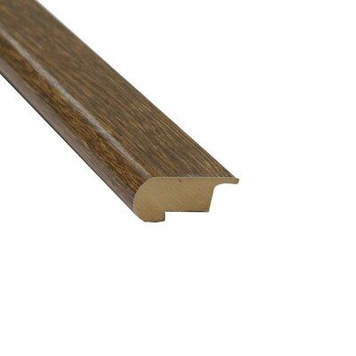 0.93 x 2.2 x 94 Laminate American Oak Stair Nosing