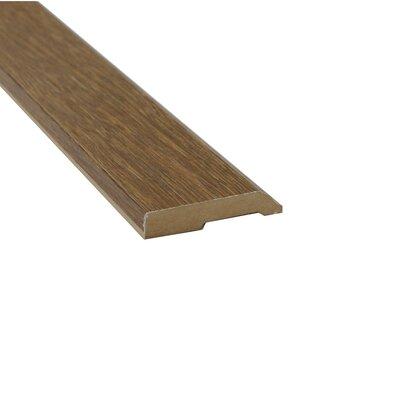 0.63 x 3.25 x �94 Laminate American Oak Wall Base