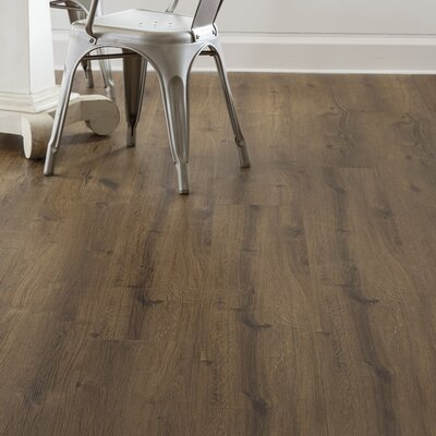 Amber 9 x 70.87 x 6.1mm WPC Luxury Vinyl Plank