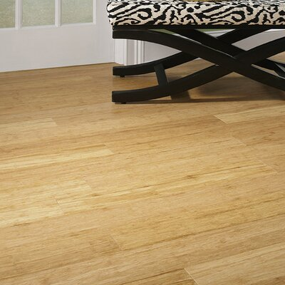 3-5/8 Solid Bamboo  Flooring in Natural