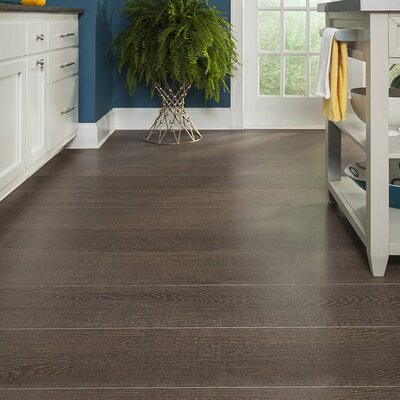 Manor 8-47/50 Solid Bamboo  Flooring in Grey