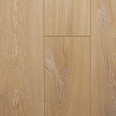Dundee 12 x 48 x 3mm Oak Laminate Flooring in Embossed