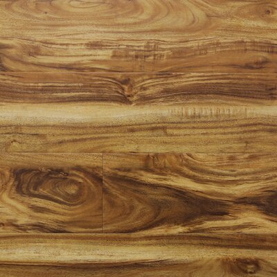 Semillon 8 x 48 x 3mm Pearwood Laminate Flooring in Embossed