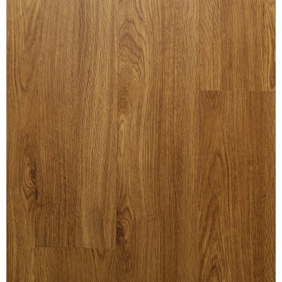 Engineered 5.83 x 48 x 6.1mm WPC Luxury Vinyl Plank in Bitterroot
