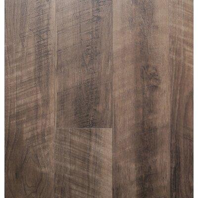 Engineered 5.83 x 48 x 6.1mm WPC Luxury Vinyl Plank in Carlsbad
