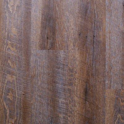Engineered 6 x 48 x 6mm WPC Luxury Vinyl Plank in Niagra