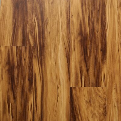 Engineered 6 x 48 x 6mm WPC Luxury Vinyl Plank in Sequoia