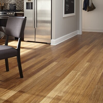 5.12 Solid Bamboo Flooring in Carbonized