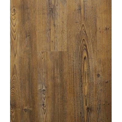 Weathered pine 5.83 x 36 x 0.21mm Luxury Vinyl Tile in Beige Stone Golden Pine