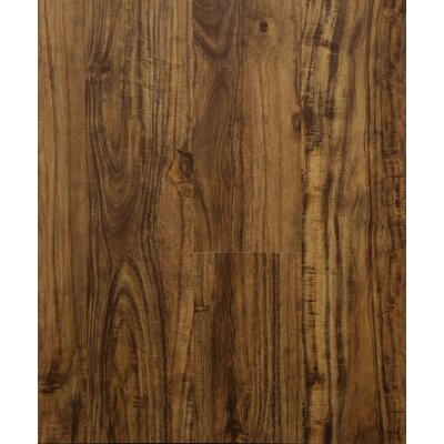 Villa Antigua 6 X 48 X 0.26mm Luxury Vinyl Plank in Acacia