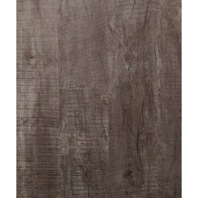Chanterelle 5.83 X 48 X 0.26mm Vinyl Plank in Oak