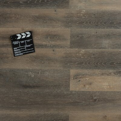 Fremont Ridge 12 x 48 x 3mm Birch Laminate Flooring in Embossed