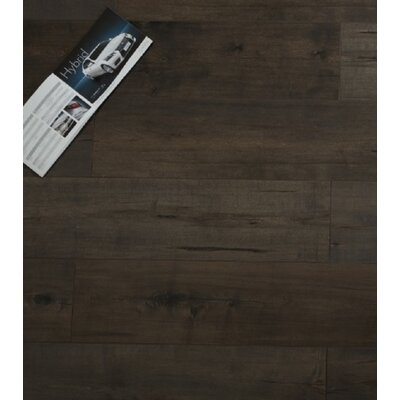Nimbus Twilight 12 x 48 x 3mm Birch Laminate Flooring in Embossed