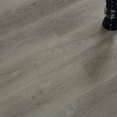 Morrison Frost 12 x 48 x 3mm Oak Laminate Flooring in Embossed