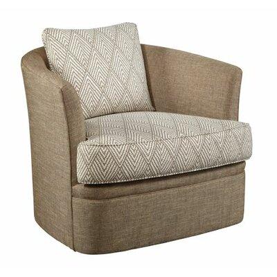 Kendra Swivel Barrel Chair