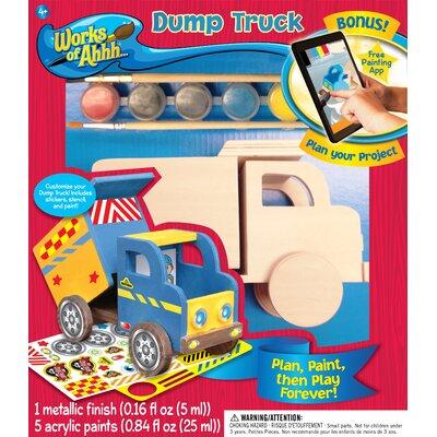 Works of Ahhh Dump Truck 21394