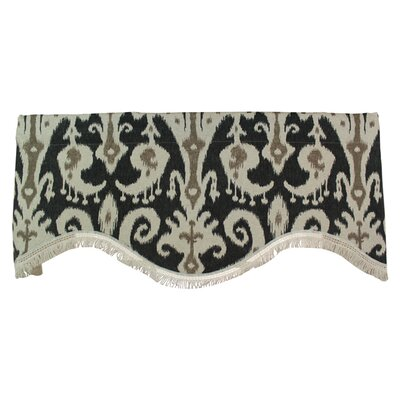 "RLF HOME Ikat 50"" Curtain Valance at Sears.com"
