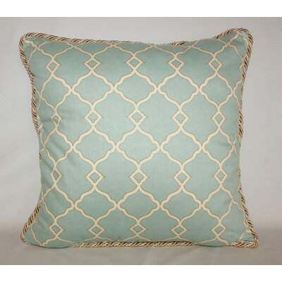 Chippendale Throw Pillow