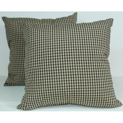 Colburn Throw Pillow Color: Charcoal