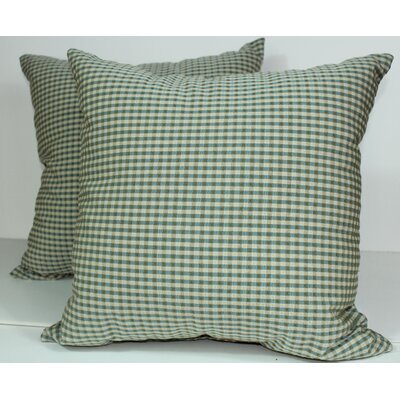 Colburn Throw Pillow Color: Mist