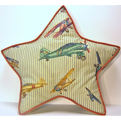 Airshow Decorative Throw Pillow