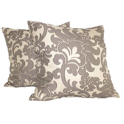 Bridget Flax Throw Pillow