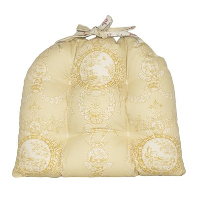 Medallion Dining Chair Cushion