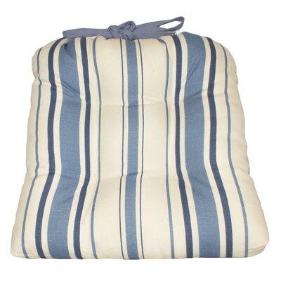 Stripe Dining Chair Cushion