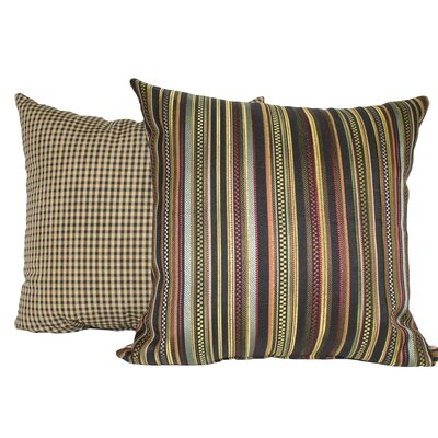 Strattanville Cotton Throw Pillow