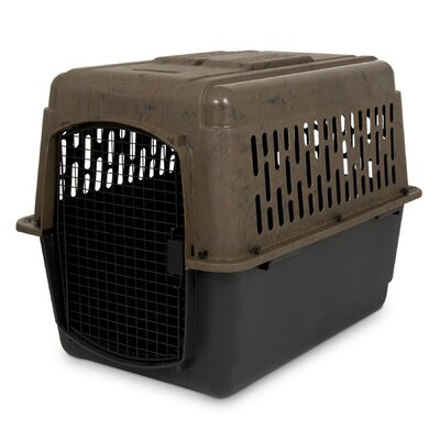 Portable Dog Crate/Carrier Size: (27 H X 25 W X 36 L)